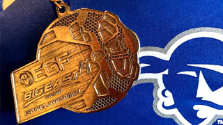 2nd Place EGF Rocket League Championship Medal